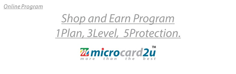 Microcard2u Perpetual Protection Plan